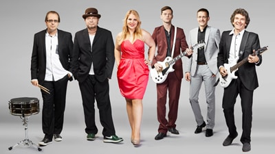 Starcover Partyband