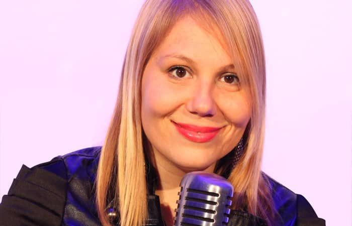 Melanie Nocon - Vocals - Starcover Showband aus Hamburg