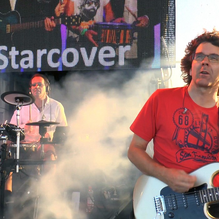 Starcover - Die Eventband live
