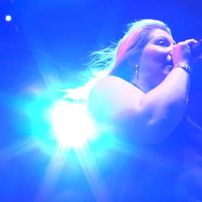 Melanie - Lead Vocals