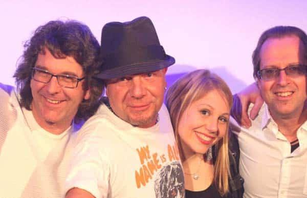 Die Starcover Partyband spielt Tanzmusik und Partymusik auf Ihrer Veranstaltung