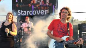 Starcover Showband - live auf der Travemünder Woche