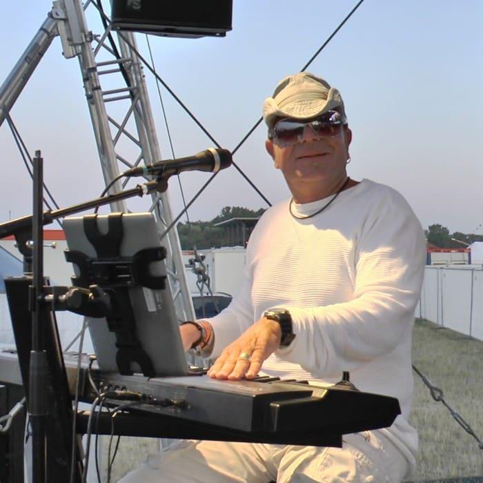 JC auf der Ostsee-Bühne